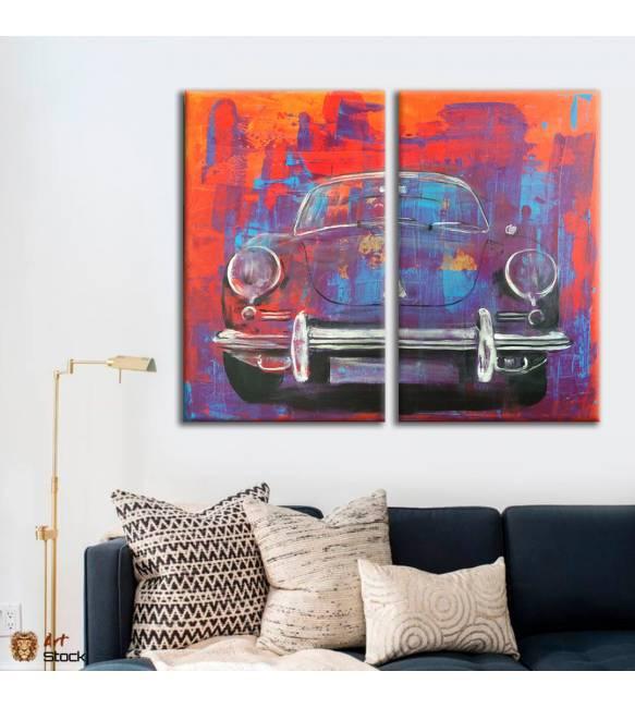 Ретро VW Жук