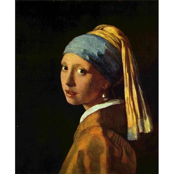 "Картина на холсте ""Леонардо да Винчи №1"""