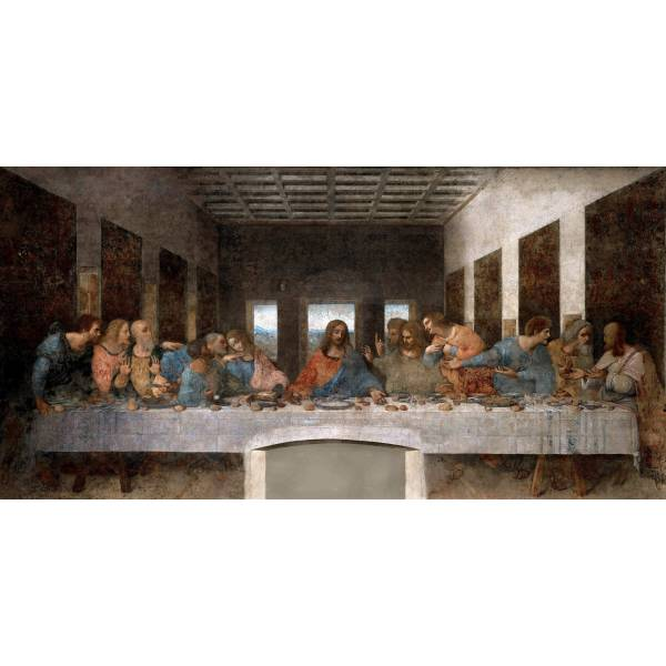 "Картина на холсте ""Леонардо да Винчи №9"""