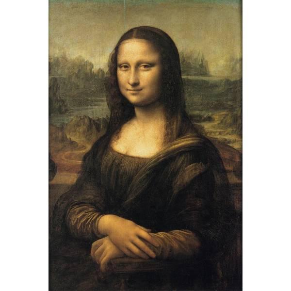 Картина на холсте Mona Liza- ArtStock