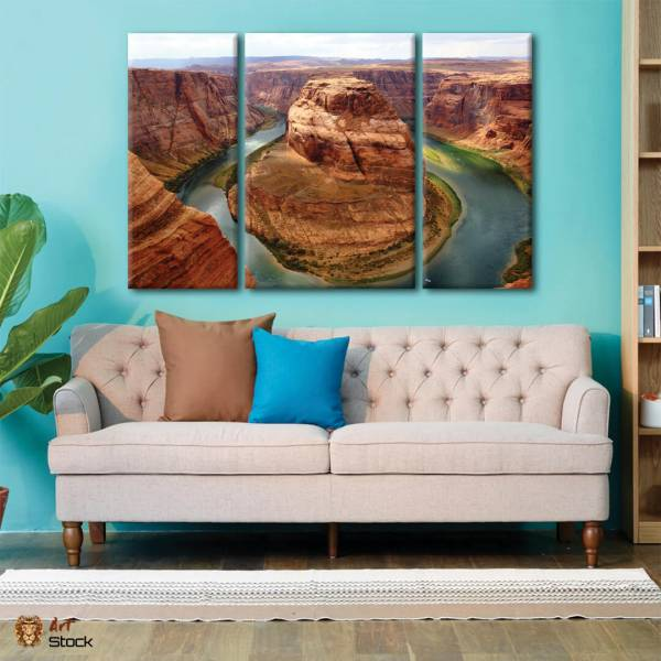 Картина на холсте Каньон - ArtStock