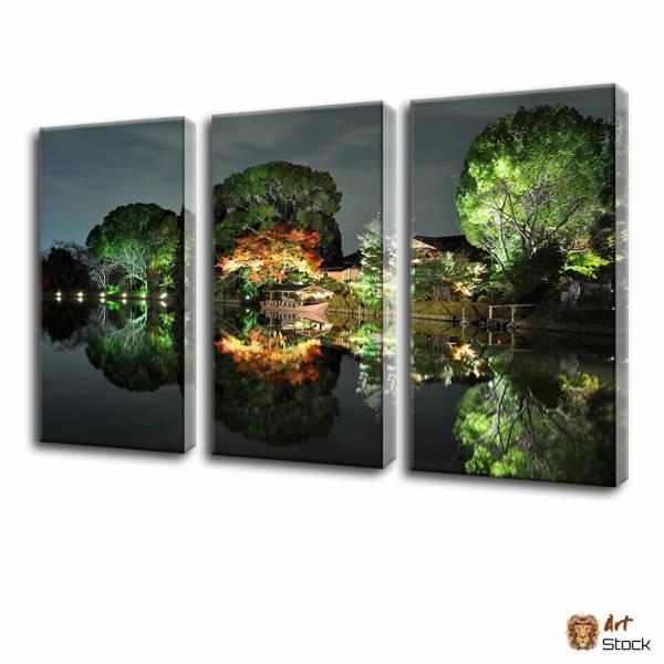 Романтическое озеро