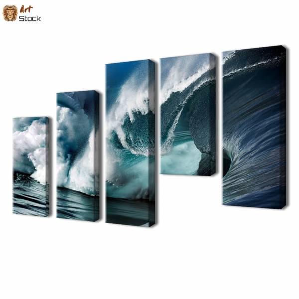 Шикарные волны