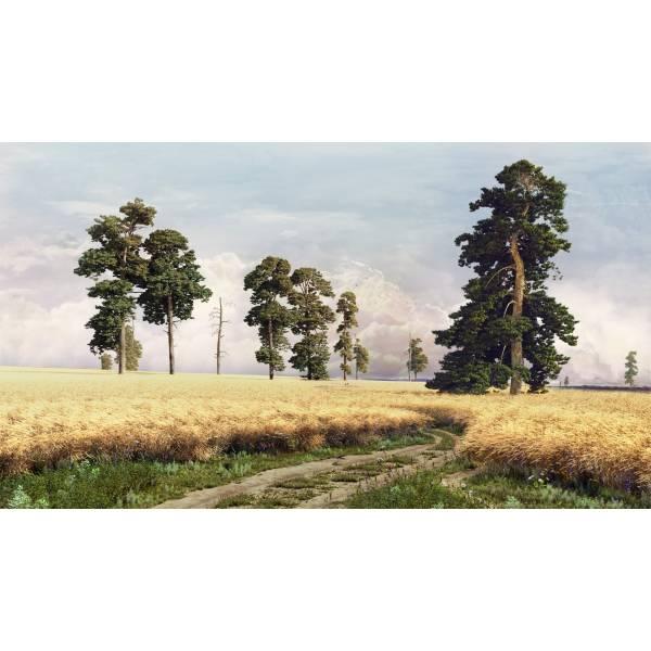 "Картина на холсте ""Шишкин №1"""