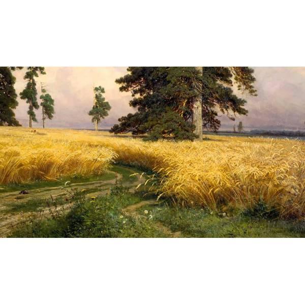 "Картина на холсте ""Шишкин №11"""
