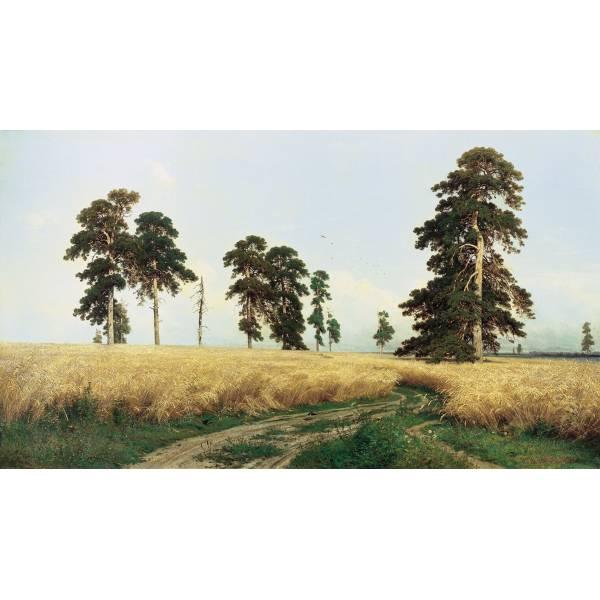 "Картина на холсте ""Шишкин №12"""