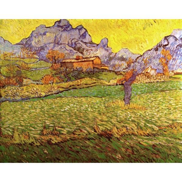 "Картина на холсте ""Ван Гог №4"""
