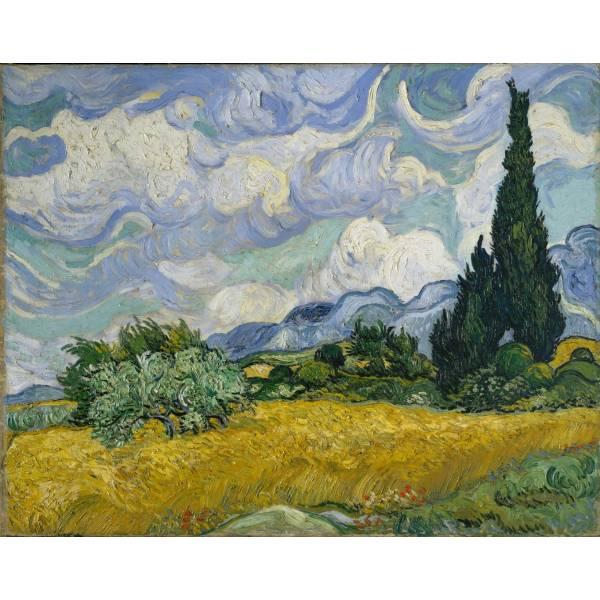 "Картина на холсте ""Ван Гог №9"""