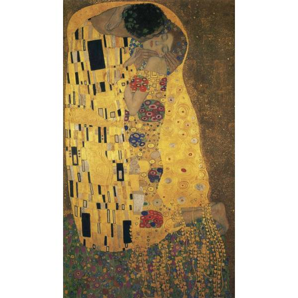 "Картина на холсте ""Густав Климт"""